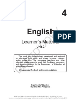 English 4. Unit II Learner's Material.pdf