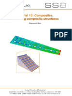Abaqus Tutorial 10 Composites