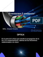 Fenomenos opticos Ocariz