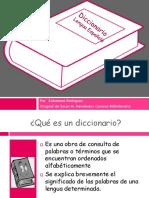 Uso Diccionario