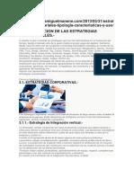 tipos de estrategias empresariales.docx