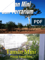 Amali 9 - Taman Mini Dan Terrarium