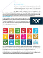 What Are the Sustainable Development Goals