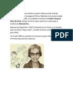 Marcela Paz