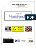 Electro Static Discharge Awareness