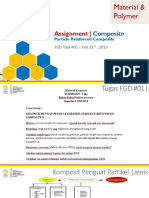 Presentation of Particle Composite