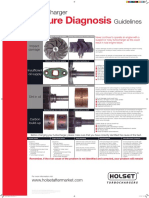 Turbos Failure Diagnosis Poster English