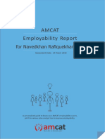report on Amcat