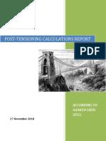 Final Post-Tensioning Report (27!11!2018)