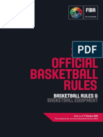 laws of basketball