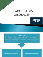 PRESENTACION INCAPACIDADES COLOMBIA