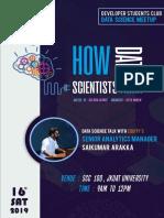 Data Science Talk