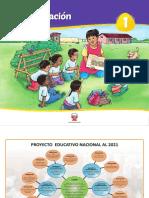 Comunicación 1 cuaderno de trabajo para primer grado de Educación Primaria 2019.pdf
