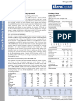 Shalby - Elara Securities - 16 August 2018