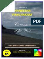 Manisha Panchakam