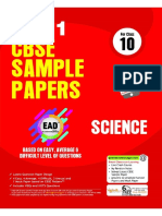 15+1 EAD SAMPLE PAPER BOOK SCIENCE
