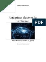 Una pieza clave en la evolución. Transferencia lateral de genes2016_5_21P22_16_48.pdf