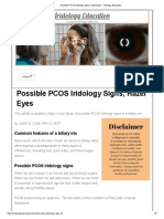 Possible PCOS Iridology Signs, Hazel Eyes - Iridology Education.pdf