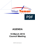2019-03 - Council Agenda March 2019.pdf