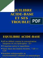 EQUILIBRE ACIDE-BASE ET SES TROUBLES.ppt