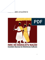 Relatorio Analitico INRC MaracatuNação