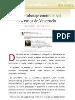 Grave sabotaje contra la red eléctrica de Venezuela.pdf
