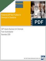 SAP Best Practices for Chemicals Divestitures