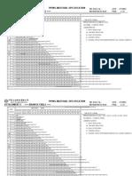 95E1928 ESM 70 Att 3(Branch Table)
