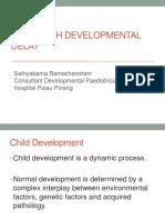 Child with Developmental Delay