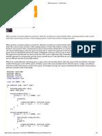 Blocking Queue - CodeProject