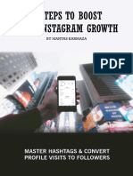 7 Steps to Boost Your Instagram Growth