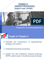 Chapter 2 - Business Processes