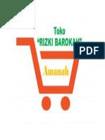 Logo Toko No Lingkaran