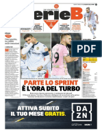 La Gazzetta Dello Sport 16-03-2019 - 29a Giornata