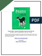 Charles Vildrac - Amadou Le Bouquillon CE