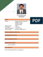 AIM Chandramohan