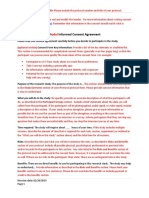 IRB-SBS General Consent Template