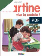 5 Martine, vive la rentrée !