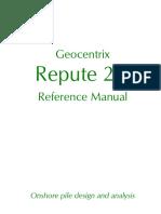 Repute manual