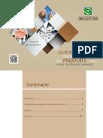 Guide Dutilisation Des Produits de La Ccg