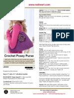 CROCHET - Crochet Posey Purse.pdf