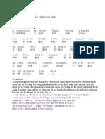Tiếng Hoa Ngành Kỹ Thuật - Bài 1 Cơ Khí - 第一课:机械