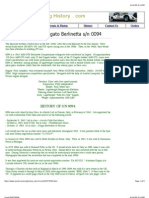 O.S.C.A. 1600 GT (094) background summary