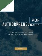 AUTHORPRENEURSHIP.pdf