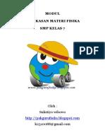 Ringkasan Materi Fisika SMP kelas 7 Lengkap.docx
