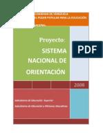 74064697-Sistema-Nacional-de-Orientacion-Venezuela.doc
