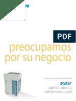 VRV catalogue_ECPES13-200A_Catalogues_Spanish.pdf