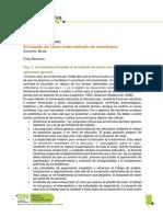 Ficha Resumen Estudio de Caso Como Estrategia de Enseñanza.