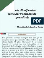 Analisis Del Nuevo Curriculo Nacional