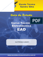 Sandra Silva Eletrônica Linear I